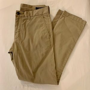 Nordstrom Men's Shop Ballard Slim Fit 32x30 Pants
